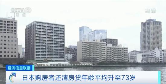 日本购房者还清房贷的年龄不断推后 会带来哪些风险?
