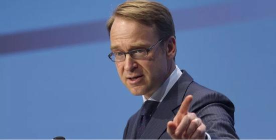 ECB管委魏德曼:目前没有必要实施大规模经济刺激计划