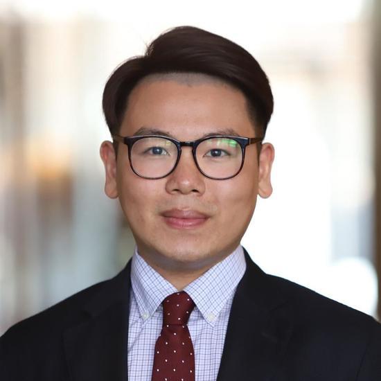 彼得森经济研究所研究员黄天磊/彼得森经济研究所官网