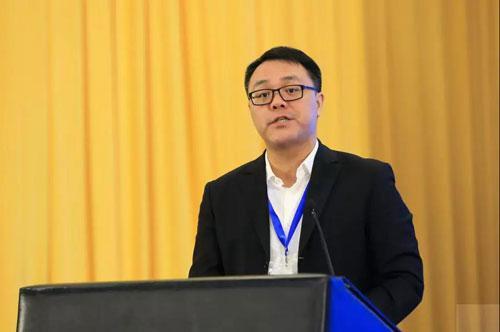 新当选的中钢协2020年轮值会长、沙钢集团公司董事长沈彬