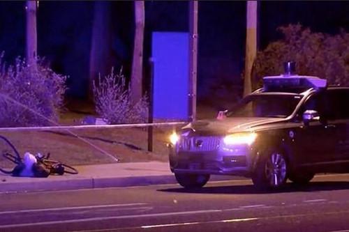 NTSB公布Uber自动驾驶汽车路测撞人初步调查结果Uber