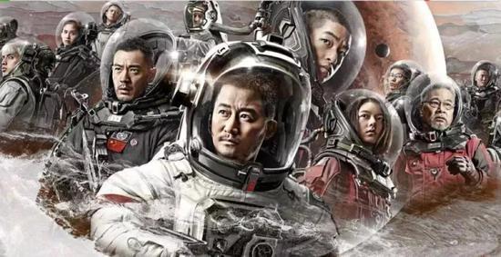 """今年春节档,《流浪地球》俨然成了北京文化的又一个""""神话""""。"""