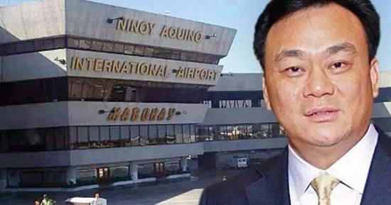 """2016年克拉克事件,菲律宾遣返的中国人,均为""""新赌王""""林乐英公司员工"""