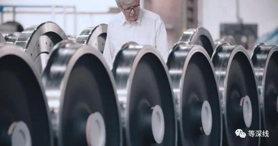 BVV德国波鸿车轮工厂 卢离朝/摄影
