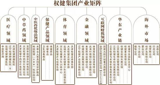 (来源:权健官网)