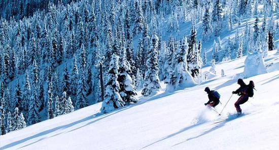 长白山国际滑雪场