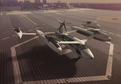 Uber投2千万欧元在巴黎建立飞行出租车研发中心