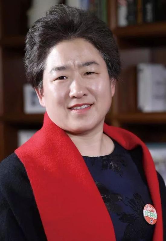 北大教授张海霞