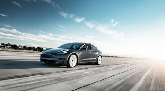 Model 3 来源:特斯拉官方微博
