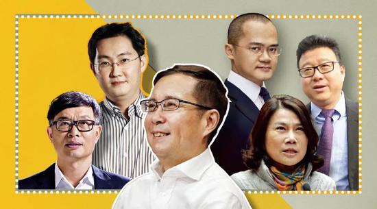 福布斯发布中国最佳CEO榜:张勇马化腾马明哲列前三