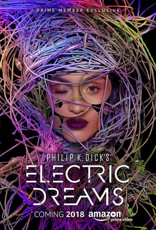 硬科幻剧《菲利普·狄克的电子梦》终极沦为一部幼多的高口碑科幻剧