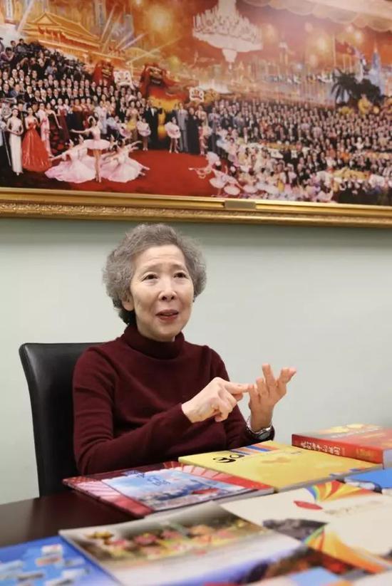 美心集团伍淑清:让香港年轻人认识到自己是中国人