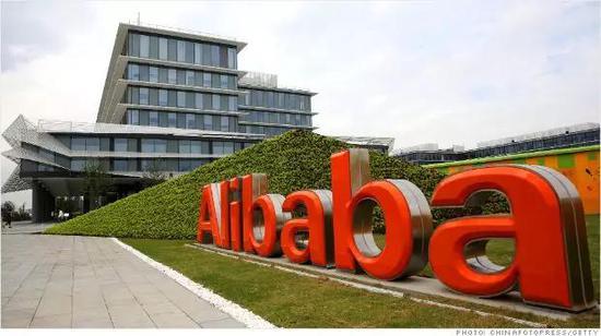 自身过硬的阿里巴巴,借助经济环境改善而渐入佳境