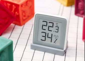 ▲秒秒测温湿度计