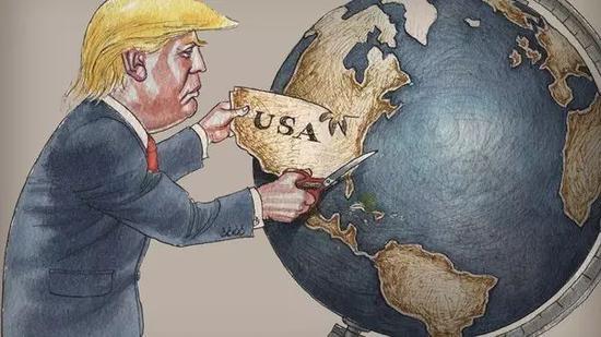 人民日报:美已不是在薅中国羊毛 而是想摧毁中国经济