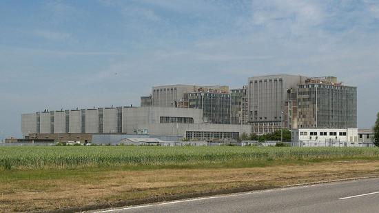 废弃的布拉德韦尔核电站