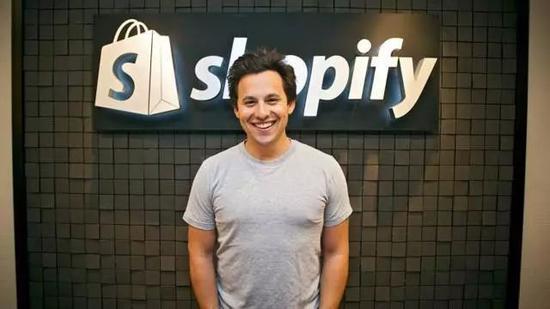 (来源: Shopify COO Harley Finkelstein)