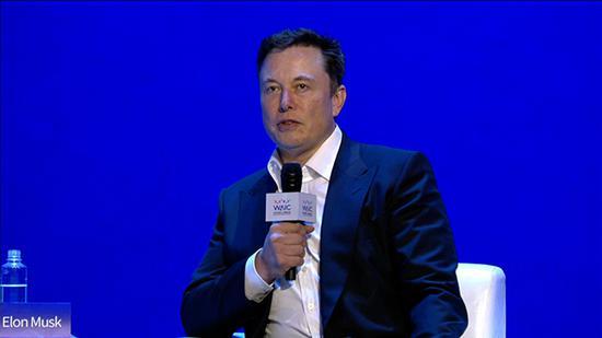 马斯克:与人的思维速度相比 现在的人工智能太慢了