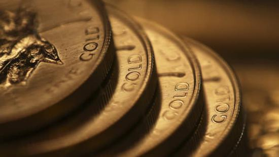 黄金价格周一止跌回升 市场期待美联储10月会议纪要
