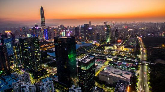 深圳用地扩权 土地紧缺城市破局