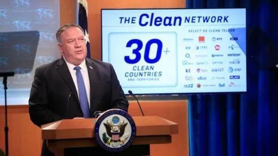胡锡进:TikTok之后到腾讯阿里 蓬佩奥鼓吹的净网计划有多少水分?