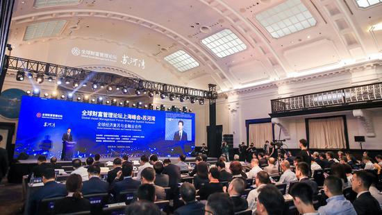 上海市中心:未来5年将建5栋200米地标 打响高端财富管理品牌