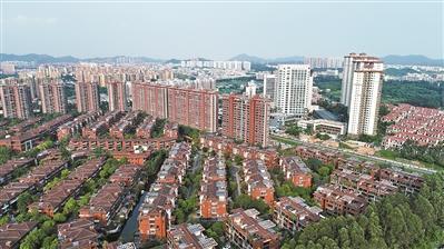 东莞居住项目禁建别墅 高价售地难度增加市场或降温
