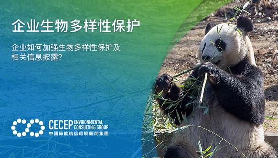 企业如何加强生物多样性保护及相关信息披露?