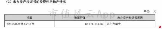 (数据来源:天虹股份年报)