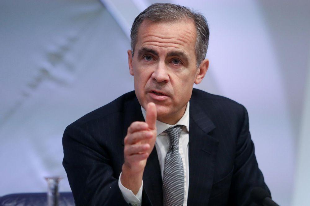 卡尼:英企业为硬脱欧提前囤货恐不足以应对严重中断