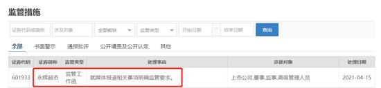 永辉超市道歉了 新华网:敷衍消费者