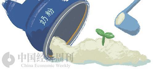 利洁时雀巢等外资乳企变阵 国产奶粉的春天来了吗?