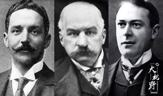 伊希梅、J.P.摩根、安德�斯