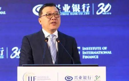 空缺16个月7万亿股份行终迎新掌门 陶以平升任兴业银行董事长