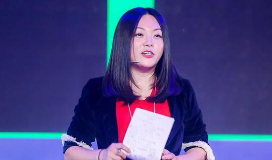 喜欢康集团说相符创首人、实走董事兼COO、木兰汇理事黄飞燕。