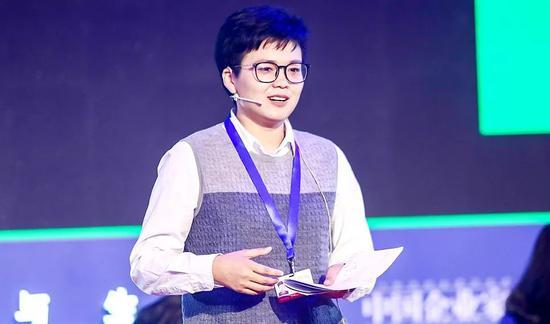 北京知果科技有限公司创首人兼CEO刘思思。