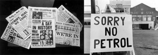 1973年�酥局��v史上�模最大的股市低迷之一的�_始,尤其是在英��。