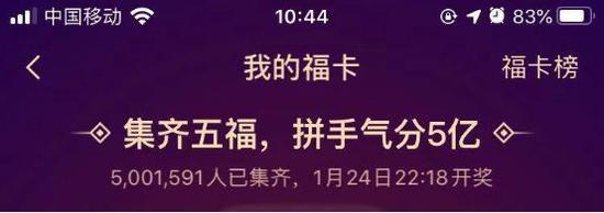 春节红包百度5亿快手10亿抖音20亿 为啥都争着送钱?