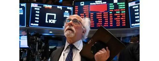 2020年3月美股10天内四次熔断创造历史