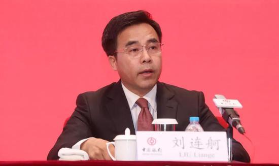 """刘连舸升任中行党委书记 五大行""""掌门人""""悉数到位"""