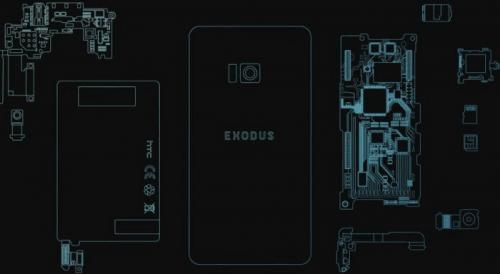 HTC代号为Exodus的手机曝光 竟然是区块链产品?