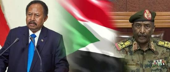 苏丹政变,文武之争还是美国插手?