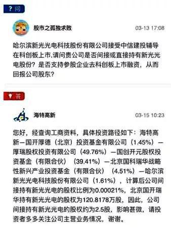 一分钟对话带崩一堆<a href='http://stock.inv.org.cn' target='_blank'>股票</a>