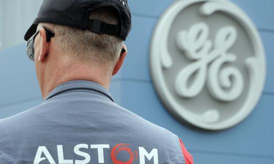 通用电气220亿美元的资产减记实际上是承认,它为法国阿尔斯通公司的资产支付了过高的价格。