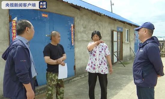 黑龙江黑河段水位快速上涨 黑河有序组织沿江村屯人员转移398人