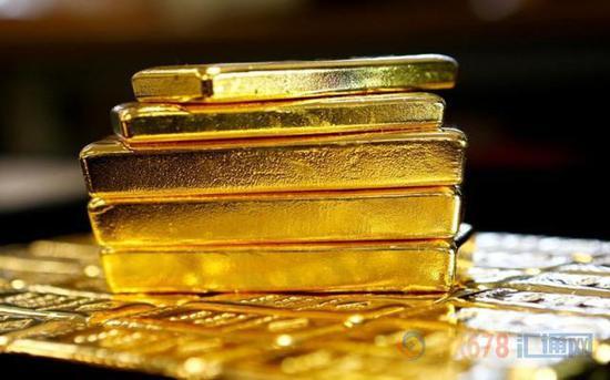 中国数据强于预期美国对华释放善意 黄金或跌至1509