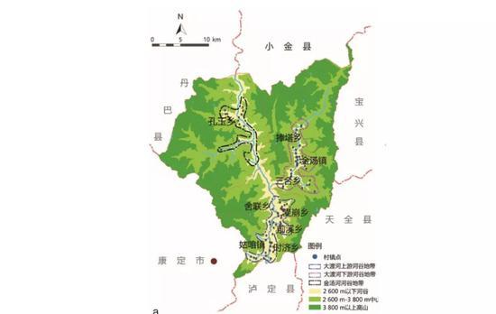 折东片区地理图