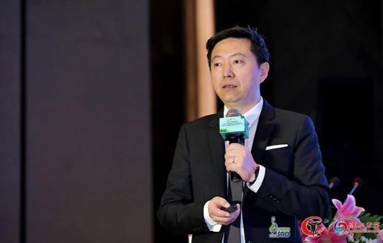 中国酒业协会常务副秘书长何勇