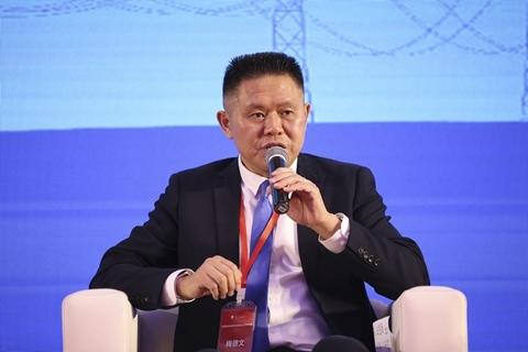 梅德文:北京绿色交易所总经理,北京绿色金融协会秘书长