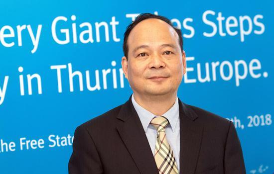 宁德时代创始人兼董事长曾毓群,身价325亿美元